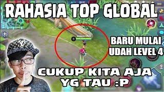 Video RAHASIA TOP GLOBAL FARMING SUPER CEPET LANGSUNG LEVEL 4 - Mobile Legends Training Indonesia MP3, 3GP, MP4, WEBM, AVI, FLV Januari 2019