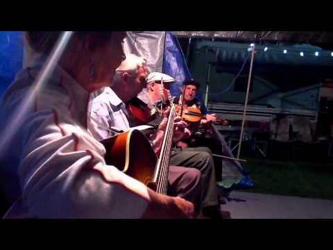 The Drody family performing the Saint-Omer Reel in Douglastown, Gaspé, Quebec, 2011. (Courtesy of Glenn Patterson) For more great old-time Gaspé fiddle music, visit: http://gaspefiddle.blogspot.com.