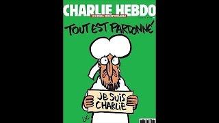 Charlie Hebdo'nun yeni kapağı belirlendi