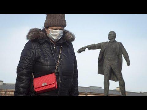 COVID-19: Η Ρωσία κλείνει τα σύνορά της
