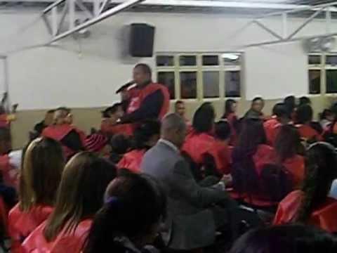 PR. LUCIANO DIAS NA CAMPANHA RESTITUIÇÃO EM DOBRO(RAPOSOS/MG)