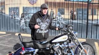 8. Pre-Owned 2009 Harley-Davidson Sportster 1200 Custom