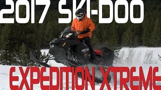 10. STV 2017 Ski-Doo Expedition Xtreme