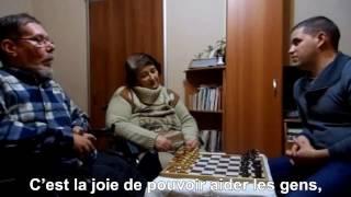 Rencontre avec nos partenaires roumains, épisode 1