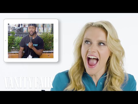 Kate McKinnon Answers Questions from Random People | Vanity Fair