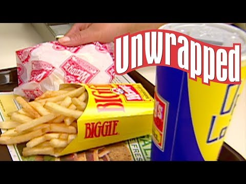 The Secret Behind Wendy's Famous Cheeseburgers (from Unwrapped) | Food Network