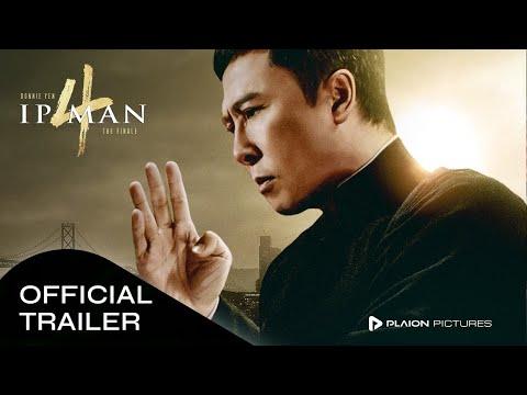 IP MAN 4 (Deutscher Trailer) - Donnie Yen, Scott Adkins, Danny Kwok-Kwan Chan