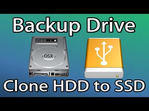 , title : 'How to Backup Clone Mac Hard Disk to SSD Drive (Disk Utility)'