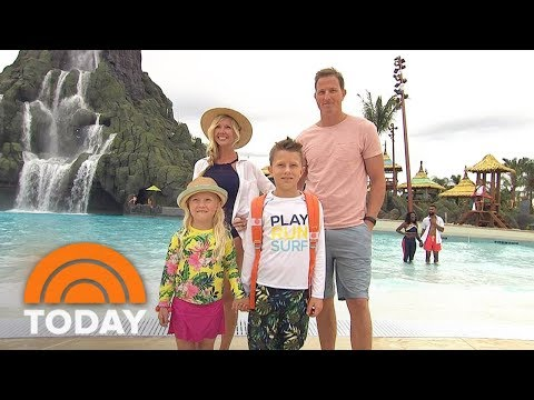 Beachside Looks That Stand Up To Water And Sun: Quick-Drying Shorts, Waterproof Shoes | TODAY