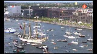 Video Dewaruci Sail 2010 Amsterdam the Netherlands TV NOS MP3, 3GP, MP4, WEBM, AVI, FLV Mei 2019