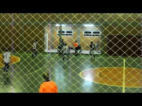 Jogo Futsal em Brunopolis (Meninos bons)