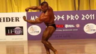 Antonio Morales.Copa Federaciones IFBB