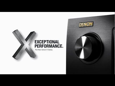 Denon X-Series 2016