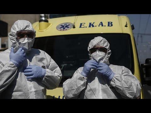 Ελλάδα – COVID-19: 57 νέα κρούσματα, 4.336 συνολικά – Κανένας νέος θάνατος…