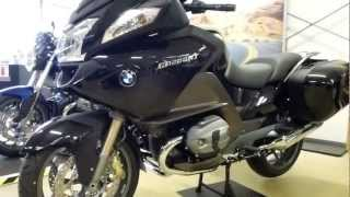 4. 2013 BMW R 1200 RT Touring ''90 Years Special Edition'' 110 Hp 223 Km/h * see also Playlist