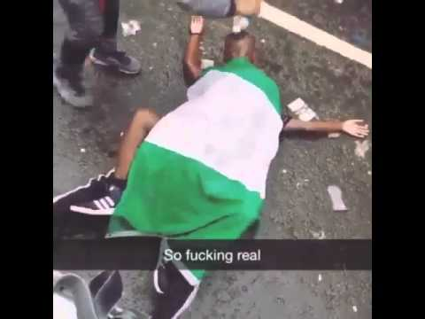 Shocking!! Video Of Nigerians Having Séx Live At Nottinghill Carnival Goes Viral
