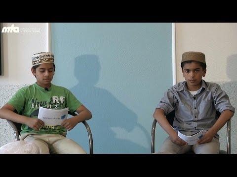 Wissenskiste - Salaat (Das Islamische Gebet)