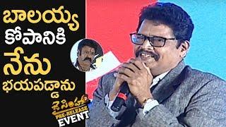 Video Director KS Ravi Kumar Speech @ Jai Simha Movie Pre Release Event   TFPC MP3, 3GP, MP4, WEBM, AVI, FLV Januari 2018