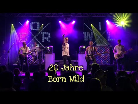 20 Jahre Born Wild | Open Air | MB Vlog #19
