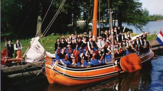1993: Frysk Jeugd Orkest o.l.v. Gerard van der Weerd speelt de West Side Story van Leonard Bernstein (arr. Jack Mason).
