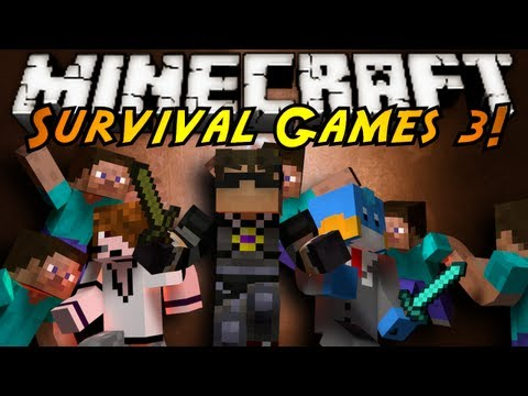 minecraft survival - JOIN SKY, DEADLOX, AND HUSKYMUDKIPZ, AS THEY FIGHT TO THE DEATH IN ARENA OF 24...WHO WILL BE THE VICTOR!? Friends Channels http://www.youtube.com/user/huskym...