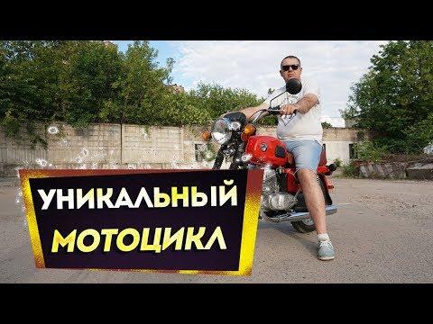 Новая уникальная гаражная находка из СССР! Мотоцикл! (видео)
