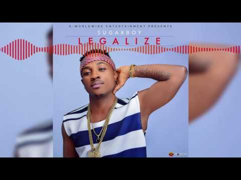 Sugarboy - Legalize [Official Audio]