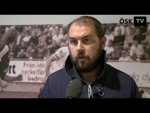 Alexander Axén inför matchen mot IFK Göteborg