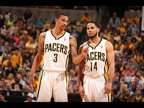 ingame - George Hill scored 26 points to lead the Pacers over the Knicks to take a 3-1 series lead. Visit http://www.nba.com/video for more highlights. About the NBA:...