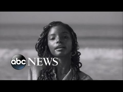 Halle Bailey's casting as Ariel prompts conversation about race l Nightline