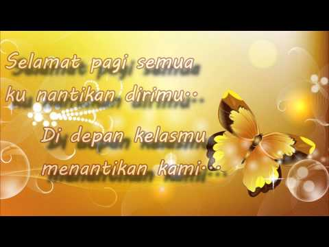 Guruku Tersayang-Instrumental With Lyrics Mp3