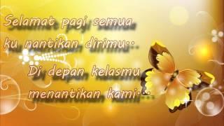 Guruku Tersayang-Instrumental with lyrics