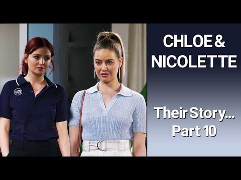 CHLOE & NICOLETTE – Their story Part 10