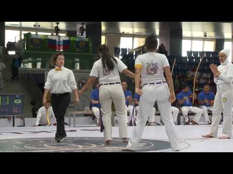 62+ kg Females 2018 World Championship