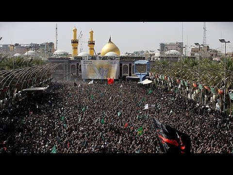 Video Iraq: Karbala celebrates Ashoura download in MP3, 3GP, MP4, WEBM, AVI, FLV January 2017