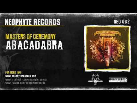 Masters Of Ceremony - Abacadabra