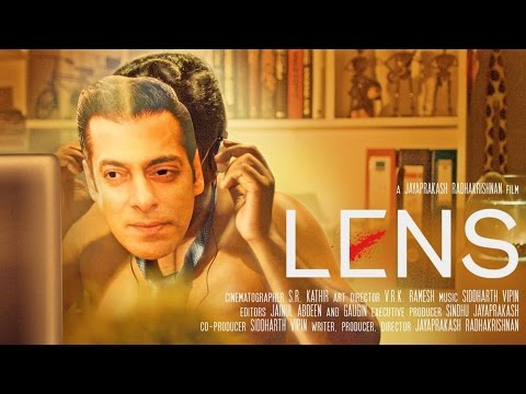 """Lens"" a multi-lingual thriller Movie Trailer"