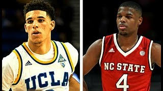 Watch Lonzo Ball vs Dennis Smith jr highlights mix. Both are NBA draft prospects for 2017. Watch Lonzo Ball and Dennis Smith dunk, Dennis Smith jr and Lonzo Ball highlights 2017, check their offense skills and more. Who will be drafted higher? Like, Share, Comment and Subscribe to our channel for more videos!Click to subscribe: http://bit.ly/2jFUtyh