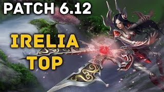 Playing some Irelia, she is super strong right now!Links:Twitter: https://twitter.com/C00LStoryJoeStream: http://www.twitch.tv/c00lstoryjoeFacebook: https://www.facebook.com/c00lstoryjoe