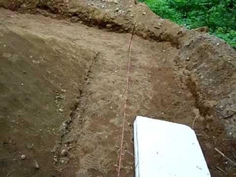 Monolithic slab foundation