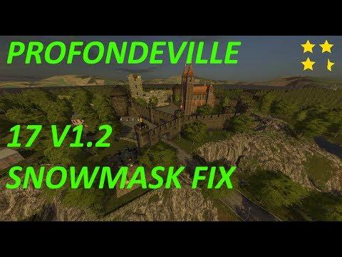 Profondeville Map 2017 VF v1.0