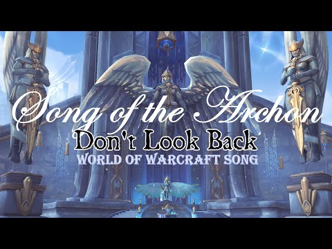 Sharm ~ Don't Look Back (Song of The Archon)
