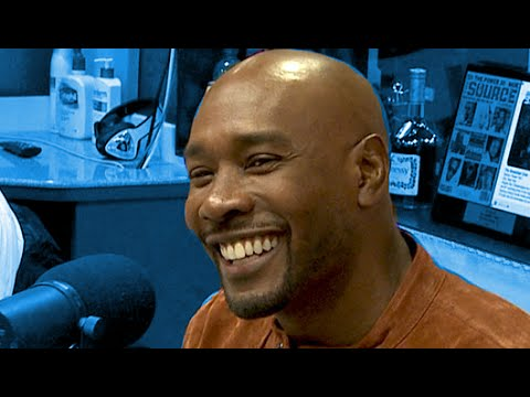 Morris Chestnut Interview at The Breakfast Club Power 105.1 (03/01/2016)