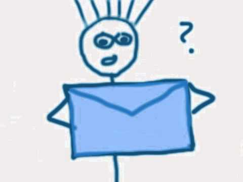 Ozloglasena plava koverta