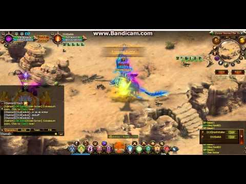 edick vs DeathStalker (видео)