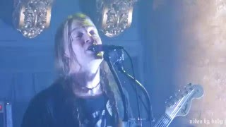 The Dandy Warhols-PLAN A-Live @ Great American Music Hall, San Francisco, CA, December 1, 2015