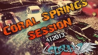 Cloud9 RC Drift Team At The Coral Springs Drift Session