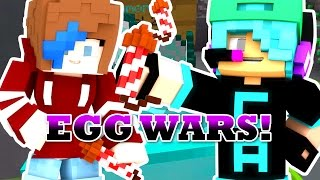 MINECRAFT MONDAY EP171 | EGG WARS | WE B RULIN | RADIOJH GAMES & GAMER CHAD