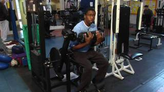 Fitness&Exercise Tips : About Core Exercise Machines