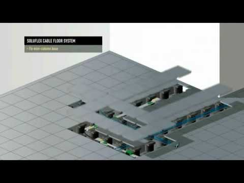Legrand: Soluflex - The Clever Floor System<